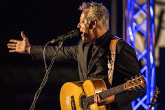 Tommy Emmanuel live Royalty Free Stock Photos