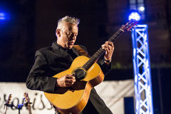 Tommy Emmanuel live Royalty Free Stock Photography