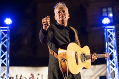 Tommy Emmanuel live Royalty Free Stock Images