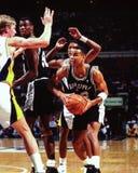 Tommy Garrick, San Antonio Spurs Fotografie Stock