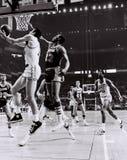 Tommy Heinsohn e Celtics Greats del Bill Russell immagine stock libera da diritti