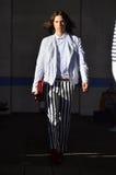 Tommy Hilfiger - de Modeshow van New York Stock Foto