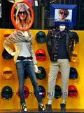 Tommy Hilfiger fashion shop Stock Photo