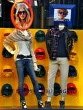 Tommy Hilfiger fashion shop Stock Photo
