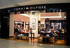Tommy Hilfiger Royalty Free Stock Photos