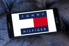 Tommy hilfiger logo Stock Photography