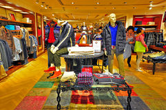 Tommy hilfiger outlet in hong kong Stock Photography