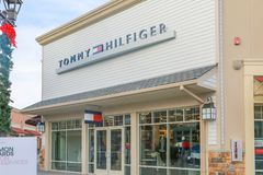 8e5ce3abc Tommy Hilfiger sign. New Jersey, USA, January 1, 2019:Tommy Hilfiger
