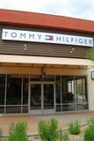 Tommy Hilfiger sklep Zdjęcia Stock