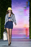 Tommy Hilfiger Spring Summer 2011 collection Stock Photography