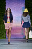 Tommy Hilfiger Spring Summer 2011 collection Royalty Free Stock Photo