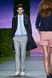 Tommy Hilfiger Spring Summer 2011 collection Royalty Free Stock Photos