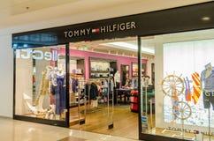 Tommy Hilfiger Store Foto de archivo libre de regalías