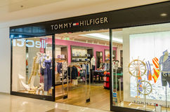 Tommy Hilfiger Store royalty free stock photo