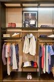 Tommy Hilfiger store. BUSAN, SOUTH KOREA - MAY 28, 2017: Tommy Hilfiger store at Lotte Department Store Stock Photo