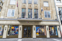 Tommy Hilfiger store in Dusseldorf, Germany Stock Image