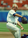 Tommy Lasorda Los Ángeles Dodgers Foto de archivo