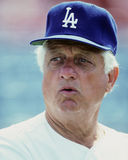 Tommy Lasorda Stock Images