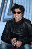 Tommy Lee, buntes Crue, Kuss Stockbild
