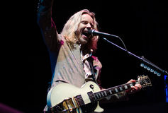 Tommy Shaw Imagem de Stock Royalty Free