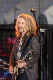 Tommy Shaw of STYX performing in California Royalty Free Stock Photography