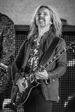 Tommy Shaw of STYX performing in California Royalty Free Stock Image