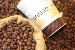 Tomo de Coffe, hora para o coffe, ruptura de café, grande tempo junto e café, tempo bonito com café Fotos de Stock Royalty Free