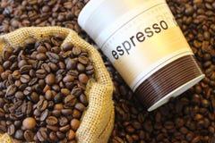 Tomo de Coffe, hora para o coffe, ruptura de café, grande tempo junto e café, tempo bonito com café Fotos de Stock