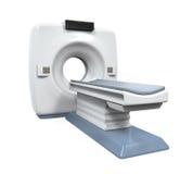 Tomografía del escáner del CT Foto de archivo