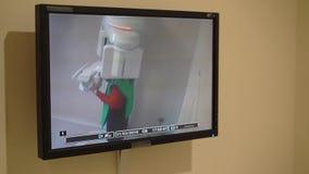 Tomografia dei raggi x per il paziente video d archivio