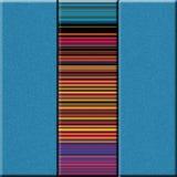 tomografia niebieskiego Obrazy Stock