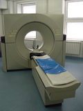 Tomograph Tunnel royalty free stock photos