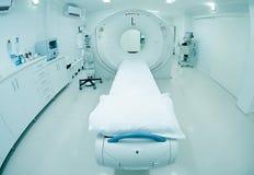 Tomograph zdrowie onkologii Szpitalna radiologia zdjęcie royalty free