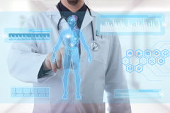 Tomorrow doctor Stock Images