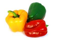 Tomotoes rouge et tomates-cerises Images libres de droits