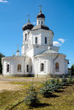 Tomsk Orthodox Church Royalty Free Stock Photos