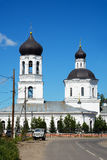 Tomsk Orthodox Church Royalty Free Stock Image