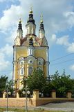 Tomsk, Voskresenskaya Church Royalty Free Stock Images