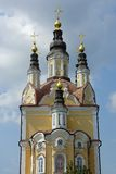 Tomsk, Voskresenskaya Church Royalty Free Stock Photo