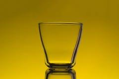 Tomt exponeringsglas Arkivbilder