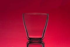 Tomt exponeringsglas Arkivfoton