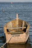 tomt fartyg Arkivfoton