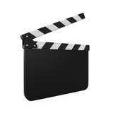 Tomt filmClapperbräde Arkivfoton