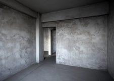 tomt hus arkivfoton