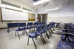 tomt klassrum Fotografering för Bildbyråer