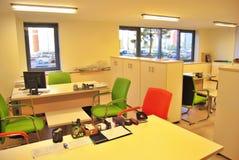 tomt kontor Fotografering för Bildbyråer