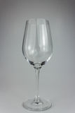 Tomt wineexponeringsglas Arkivfoto