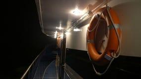 Tomt yachtdäck lager videofilmer