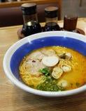 Tomyam Ramen - Japanese food in Thai style Royalty Free Stock Images