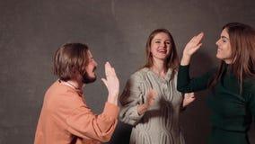 Tonåret ger höjdpunkt fem lager videofilmer